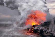 Peter Lik photography / Volcanoes