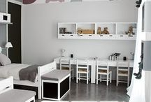 KIDS SPACE / Kids bedroom ideas and inspirations. / by W/D