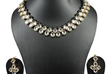Bollywood Style Amazing Kundan Necklace Set