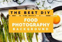 Foodfotografie Inspiration und Tips / Tips, Tricks und Inspirationen für Bildaufbau, Settings etc.