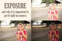 Photography ISO/Exposure/