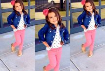 cute outfits for my girls / by NaTasha Garrett