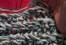circle scarf finger cro