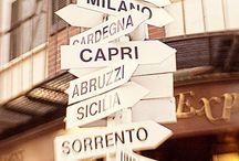 Typisch Italië / Inspiratie visuals