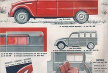 Citroën / La marque aux chevrons