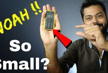 videos WORLD'S SMALLEST PHONE?? Only 28 Grams! https://youtu.be/XjbmXVbL538