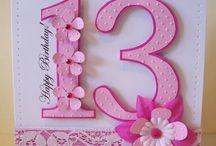 Birthday & Nameday Cards