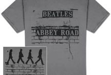 Band T-Shirts & Music Fan Apparel / by Jannette Diamond