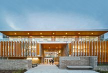 Educational Environments / School, University, Library, and Community Center Buildings and Interiors