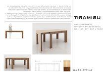 TIRAMISU table