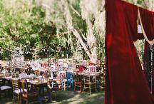 Beautiful Weddings & Parties  / I wish I were a wedding planner.