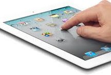 Innovaatioita / iPadien käyttö opetuksessa ja yhteydenpidossa.