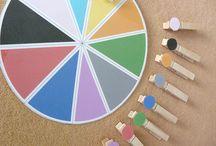 színek ismeretéhez