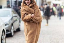 FASHION OVER 40 - WINTER / by Charl Lee-Pearce