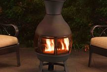 Outdoor Living - Fireplaces