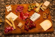 RECIPES: Snacks & Appetizers / Snacks Appetizers Perfect Platters Canapé Platter  Appetizer Platter Hors-d'oeuvre Platter