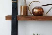 Industrial chic / Metals, woods and ingenuity