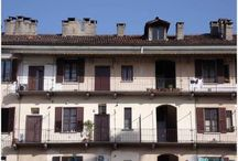 Case di ringhiera  / Typical traditional house of Milan. Railing houses
