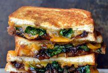 Vegetarian Sandwiches & Wraps / by Mansi S