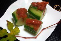 しそ梅*Recipe / 紀州南高梅のしそ漬けを使った簡単で、すぐ役立つレシピ