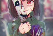 anime psycho, depression, sad