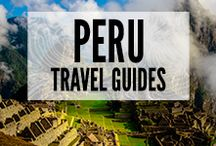 Travel Peru / Travel guides to Peru