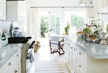 Home interiors / White ideas