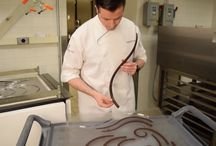 Formech at the French Pastry School, Chicago / Chef Jacquy Pfeiffer and Chef Vincent Pilon explain how vacuum forming helped transform their way of teaching pastry making and creating unique chocolate moulds and sculptures. Watch the full video here: http://formech.com/case-studies/formech-at-the-french-pastry-school-chicago-usa/