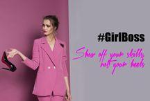 New collection #GirlBoss
