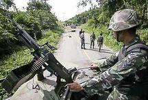 Thaise rebellen blazen vier agenten op