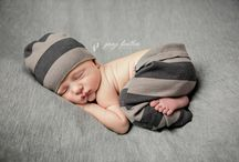 Newborns - Gray Feather Photography / Photos of newborns taken by our studio.