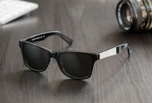 sun glasses\ spectacles / spectacles testicles wallet watch