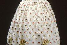 vestidos do passado