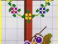 Cross Stitch Religioso