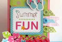 Card Making / I have all the stuff to make cards...someday I will make more. / by Linda Roessler