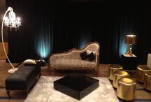Divine Gold themed event / Stunning gold themed Charity event. By Rocket Events.