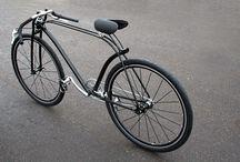 Concept fietsen