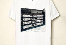 Standard T-Shirts collection / デザインアートミュージアムで展示・販売中のスタンダードTシャツコレクション。男性サイズ:S/M/L/XL、女性サイズ:WS/WM/WLの計7サイズ。