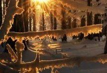 Zimowe uroki ...