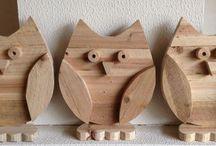 Wood & stuff