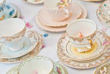 vintage porzellan / gibt jeder tafel das gewisse etwas unique tables
