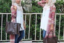 Beautiful Muslimah / Hijab