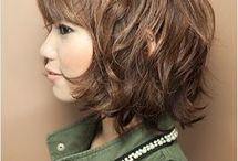 Hairstyles / by Linda Crooks