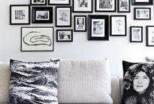 Textiles et Mur