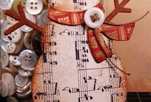 Christmas Paper Craft Ideas / by Kristin Marks