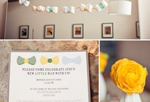 baby shower ideas / by Karen Nahas