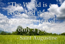 Inspiration Travel Quotes