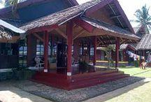 Villa Mutiara Anyer / Akomodasi Villa pantaio Carita anyer
