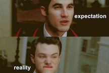 Glee memes osv.