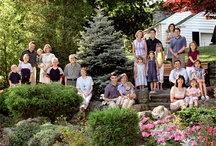 family photo ideas for all 8 grands / by Annie Eaglen